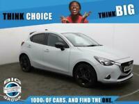 2018 Mazda 2 SPORT BLACK PLUS Hatchback Petrol Manual