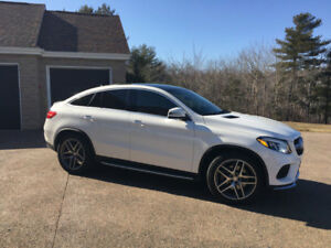 2016 Mercedes-Benz GL-Class GLE 350d SUV, Crossover