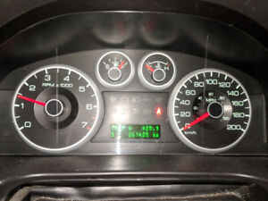 2008 Ford Fusion 6 cylinder AWD