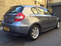 BMW 1 SERIES 116i SPORT LOW MILEAGE