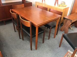 Vintage Teak furniture sideboards tables & chairs shelving more