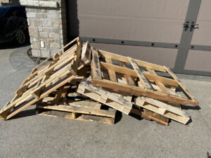 Free Pallets | Kijiji in Alberta. - Buy, Sell & Save with ...