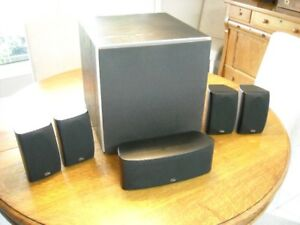 Polk Audio RM6750/1  5.1 Home Theatre Speaker System - 6 Speaker