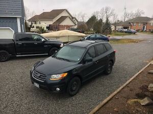 2010 Hyundai Santa Fe GL SUV, Crossover