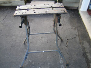 Black And Decker Work Bench For Sale