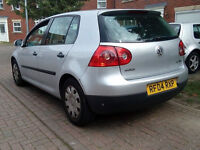 QUICK SALE VW GOLF 5 1.9 TDI VERY ECONOMY LONG MOT