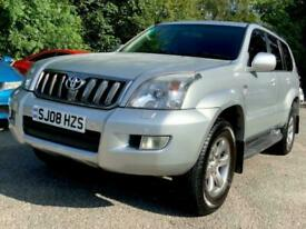 image for 2008 Toyota LAND CRUISER 3.0 D-4D Invincible 5dr SUV Diesel Automatic