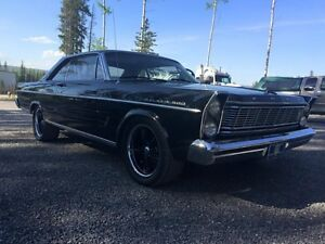 1965 428 5 speed tremac Galaxie 500