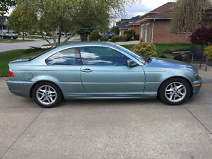 2004 BMW 325CI Coupe - WITH WINTER TIRES