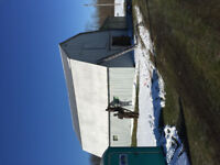 BARN RESTORATION, PAINTING AND STEEL ROOFING