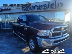 2015 Ram 3500 SLT  - SiriusXM -  Power Doors - $260.54 B/W