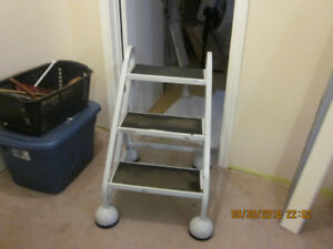 Industrial Step ladder