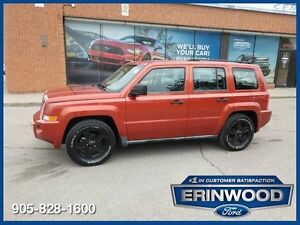 2010 Jeep Patriot Sport4x4 / 5-Speed / ABS / TRACTION / ALLOYS