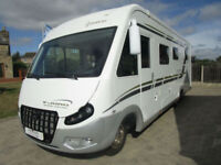 Bavaria Nordic I7803 Automatic A-Class Island Bed Motorhome for Sale 13691