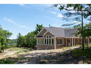 OPEN HOUSE JULY 31, 2 TO 4PM.  ACREAGE WITH WATERFRONT ACCESS