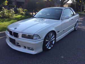 1995 BMW 3-Series 318CI M SERIES Convertible