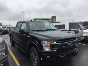 RIDE FREE UNTIL JAN! Lease Takeover Brand NEW 2018 F150