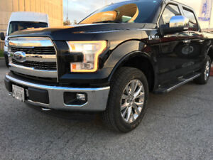 2016 Ford F-150 SuperCrew Lariat 502a Pickup Truck