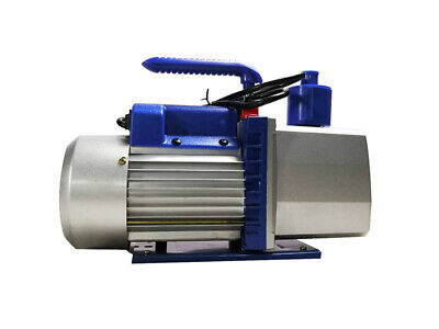 Intbuying Vacuum Pump For Industry 7cfm 34hp 110v Rotary Vane Two-stage Best