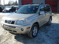 2005 Nissan X-trail SE SUV, Crossover FINANCING AVAILABLE