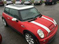 2005 Mini Cooper S, Automatique