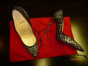 Brand New Shoes from Christian LOUBOUTIN