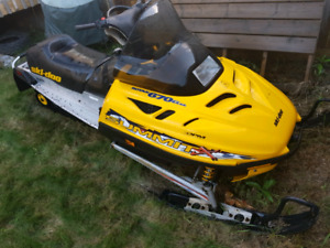 Ski Doo Summit 670