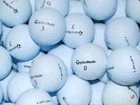 Taylormade LDP Golf Balls x 50. Pearl Condition