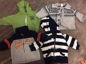 3 month Boys Sweaters
