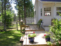 Spacious 1700 sq. ft. Home on a 1 Acre Lot, Alexis Creek