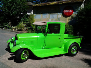 1929 Ford Pick Up All Steel