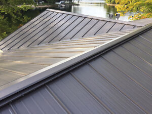 Steel and Shingle Roofing - Free Quote - One Stop Home Solutions Kawartha Lakes Peterborough Area image 2