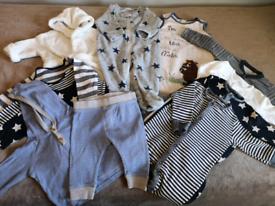 3-6 month, Next, boys clothing bundle