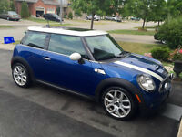 2008 Mini Cooper S,Dealer maintained,Certified& E-tested