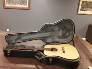 $250 Guitar with hard case
