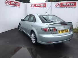 2007 57 MAZDA 6 2.0 TAMURA SPECIAL EDITION.STUNNING LOOKING CAR,FACTORY BODYKIT.
