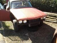 Rover p6 2000 tc
