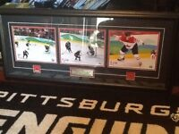PITTSBURGH PENGUINS SIDNEY CROSBY AND TEAM CANADA The Golden Goa