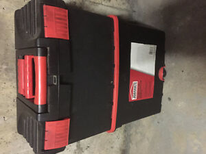 Job mate rolling storage chest