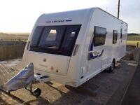2014 Compass Corona 576 6 Berth Caravan