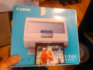 Canon Selphy 400 printer