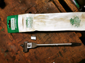 Vintage drill bit