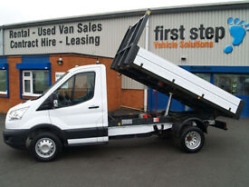 Ford Transit 350 L2 H1 350 DRW 125PS Tipper