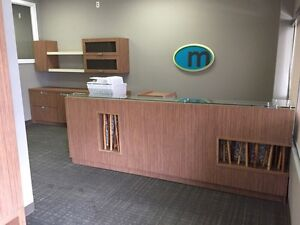 Turnkey  retail office space for lease