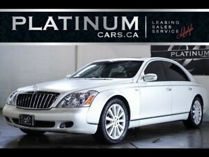2006 Maybach 57 S LUXURY, NAVIGATION,