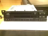 BMW E46 Business Radio Stereo CD Player Aux Model 3 Series Coupe Compact Saloon
