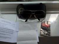 Ray ban sunglasses with original receipt PLEASE READ AD BEFORE CONTACTING ME