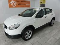 2013 Nissan Qashqai 1.5dCi 2WD Visia ***BUY FOR ONLY £40 PER WEEK***