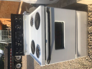 Electric Range - good working condition