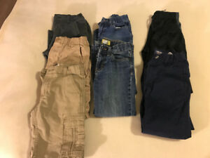 Boys clothing size 7 and 8